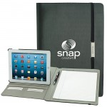 rotating case padfolio tablet