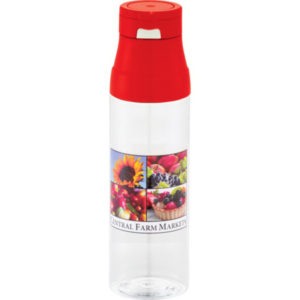 Full Color Process Presto BPA Free Sport Bottle 23oz